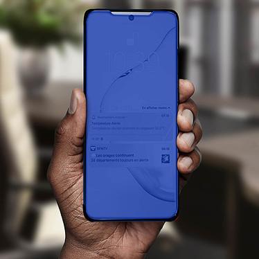 Avis Avizar Etui folio Bleu pour Samsung Galaxy Note 10 Lite