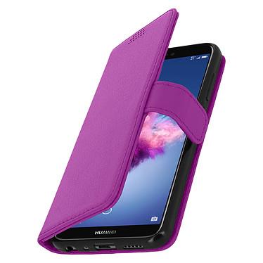 Avizar Etui folio Violet pour Huawei P Smart pas cher