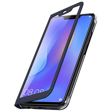 Avizar Etui folio Bleu Nuit pour Huawei P Smart Plus pas cher