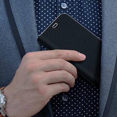 Acheter Avizar Etui folio Noir Carbone pour Apple iPhone XS Max