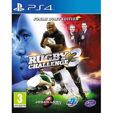 Rugby Challenge 3 Edition Jonah Lomu (PS4) Jeu PS4 Sport 3 ans et plus