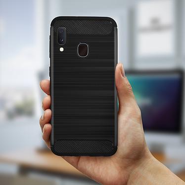Avis Avizar Coque Noir pour Samsung Galaxy A20e