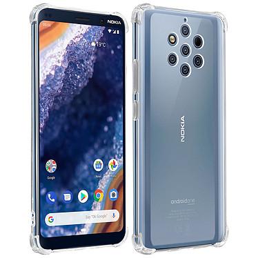 Avizar Coque Transparent pour Nokia 9 PureView Coque Transparent Nokia 9 PureView