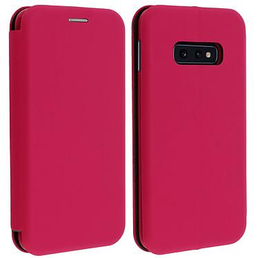 Avizar Etui folio Fuchsia pour Samsung Galaxy S10e Etui folio Fuchsia Samsung Galaxy S10e