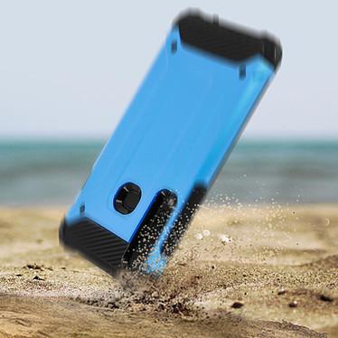 Avis Avizar Coque Bleu pour Samsung Galaxy A9 2018
