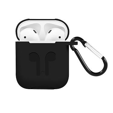 Avizar Coque Noir pour Apple AirPods 1 et 2 pas cher