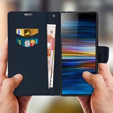 Acheter Avizar Etui folio Fuchsia pour Sony Xperia 10 Plus