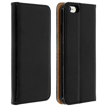 Avizar Etui folio Noir pour Apple iPhone 6 , Apple iPhone 6S pas cher