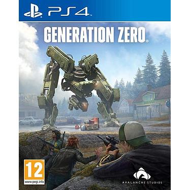 Generation Zero (PS4) Jeu PS4 Action-Aventure 12 ans et plus