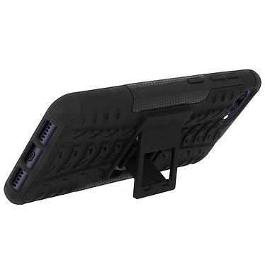 Avizar Coque Noir pour Asus Zenfone 4 Max ZC520KL pas cher