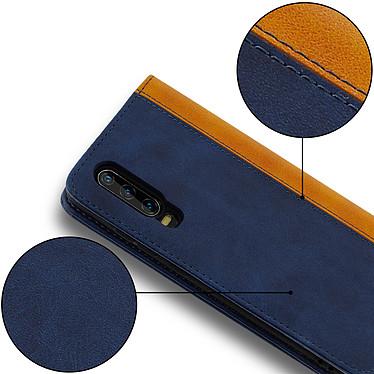 Acheter Avizar Etui folio Bleu Nuit pour Huawei P30