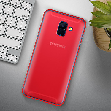 Avis Avizar Coque Rouge pour Samsung Galaxy J6