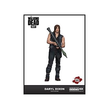 The Walking Dead - Figurine Deluxe Daryl Dixon 25 cm Figurine The Walking Dead, modèle Deluxe Daryl Dixon 25 cm.