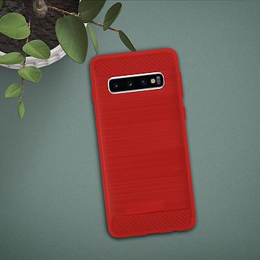 Avis Avizar Coque Rouge pour Samsung Galaxy S10
