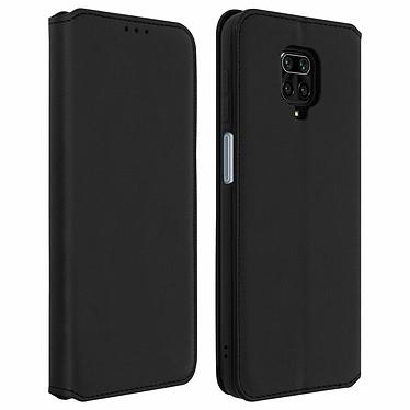 Avizar Etui folio Noir pour Xiaomi Redmi Note 9 Pro Max , Xiaomi Redmi Note 9 Pro , Xiaomi Redmi Note 9S