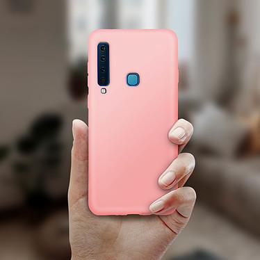 Avis Avizar Coque Rose pour Samsung Galaxy A9 2018