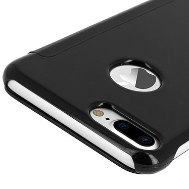 Avis Avizar Etui folio Noir pour Apple iPhone 7 Plus , Apple iPhone 8 Plus