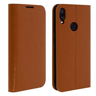 Avizar Etui folio Camel pour Xiaomi Redmi Note 7 Etui folio Camel Xiaomi Redmi Note 7