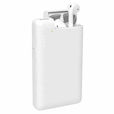 Avizar Chargeur de secours Blanc pour Smartphones et tablettes Chargeur de secours Blanc Smartphones et tablettes