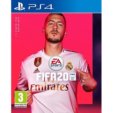 FIFA 20 (PS4) Jeu PS4 Sport 3 ans et plus