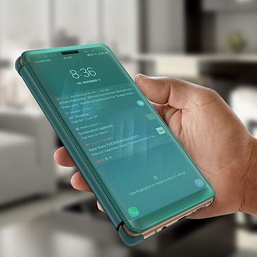 Avis Avizar Etui folio Vert pour Samsung Galaxy Note 8