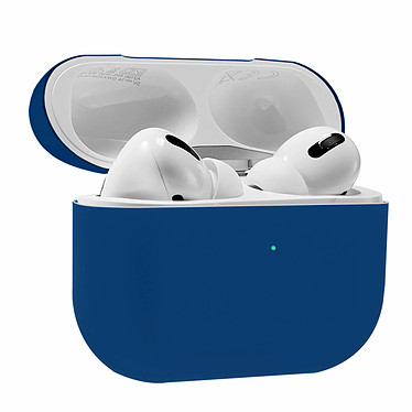 Avizar Coque Bleu Nuit pour Apple AirPods Pro pas cher