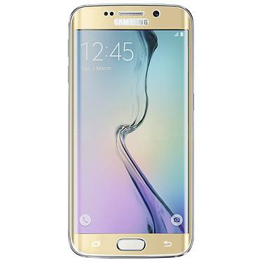 Avis Avizar Film verre trempé Dorée pour Samsung Galaxy S6 Edge