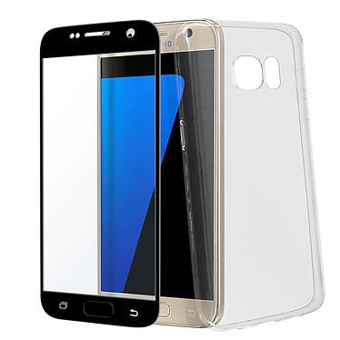 Avizar Pack protection Noir pour Samsung Galaxy S7 pas cher
