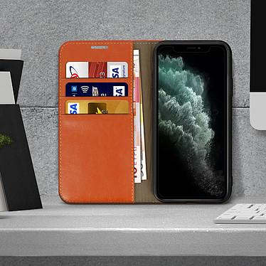Acheter Avizar Etui folio Camel pour Apple iPhone 11 Pro