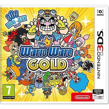 WarioWare Gold 3DS  (DS) Jeu DS Action-Aventure 7 ans et plus