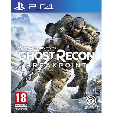 Ghost Recon Breakpoint (PS4) Jeu PS4 FPS 18 ans et plus