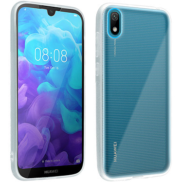 Avizar Pack protection Transparent pour Huawei Y5 2019 , Honor 8S Pack protection Transparent Huawei Y5 2019 , Honor 8S