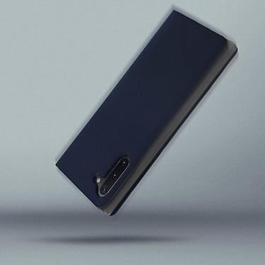 Avis Avizar Etui folio Bleu Nuit Porte-Carte pour Samsung Galaxy Note 10