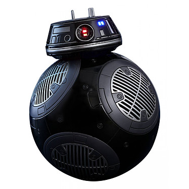 Star Wars Episode VIII - Figurine Movie Masterpiece 1/6 BB-9E 11 cm Figurine Movie Masterpiece Star Wars Episode VIII, modèle 1/6 BB-9E 11 cm.