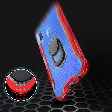Avis Avizar Coque Rouge Hybride pour Samsung Galaxy A40