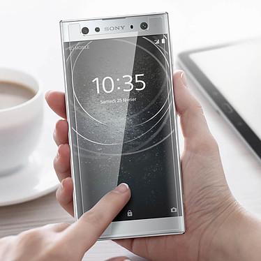 Acheter Avizar Film verre trempé Transparent pour Sony Xperia XA2 Ultra