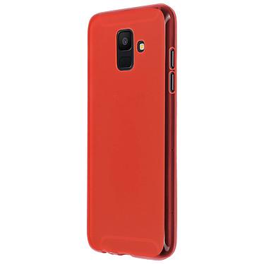 Avis Avizar Coque Rouge Souple pour Samsung Galaxy A6