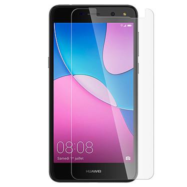 Avizar Film verre trempé Transparent pour Huawei Y6 2017 Film verre trempé Transparent Huawei Y6 2017
