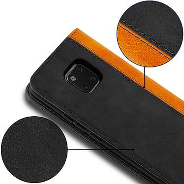 Acheter Avizar Etui folio Noir pour Huawei Mate 20 Pro