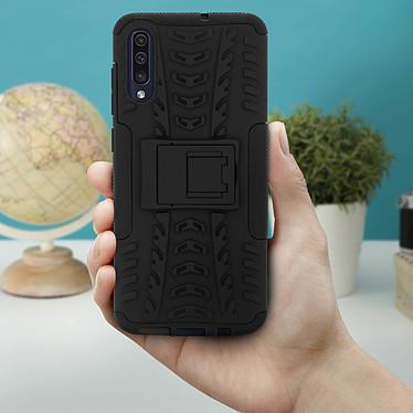 Acheter Avizar Coque Noir Hybride pour Samsung Galaxy A50