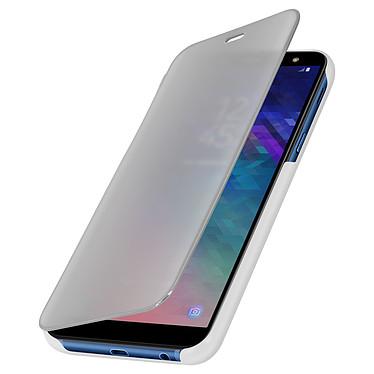 Acheter Avizar Etui folio Argent pour Samsung Galaxy A6 Plus