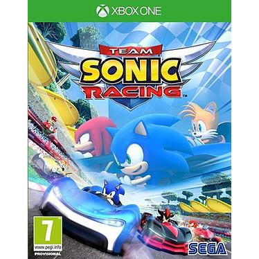 Team Sonic Racing (XBOX ONE) Jeu XBOX ONE Course 7 ans et plus