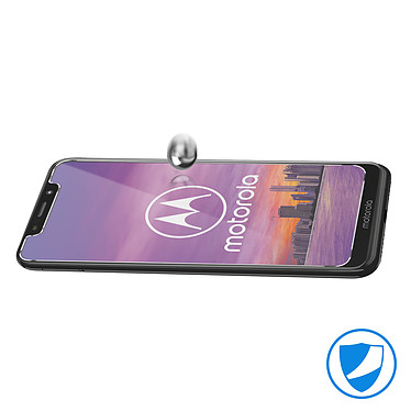 Avis Avizar Film verre trempé Transparent pour Motorola One