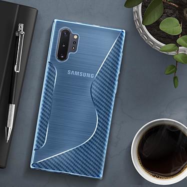 Acheter Avizar Coque Bleu pour Samsung Galaxy Note 10 Plus