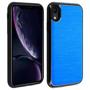 Avizar Coque Bleu Hybride pour Apple iPhone XR Coque Bleu hybride Apple iPhone XR