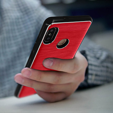 Avis Avizar Coque Rouge pour Xiaomi Redmi Note 5