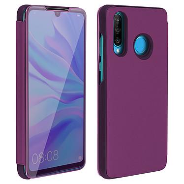 Avizar Etui folio Violet pour Huawei P30 Lite , Honor 20S , Huawei P30 Lite XL Etui folio Violet Huawei P30 Lite , Honor 20S , Huawei P30 Lite XL