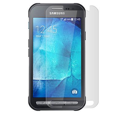 Avizar Film verre trempé Transparent pour Samsung Galaxy Xcover 3 pas cher