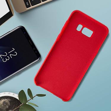 Acheter Avizar Coque Rouge pour Samsung Galaxy S8 Plus