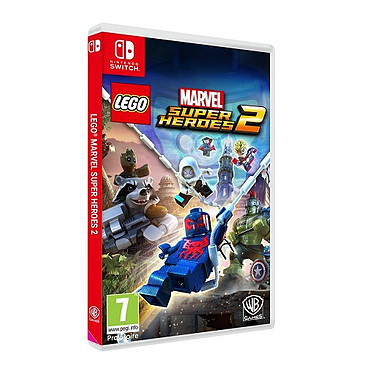 Lego Marvel Super Heroes 2 (SWITCH) Jeu SWITCH Action-Aventure 7 ans et plus